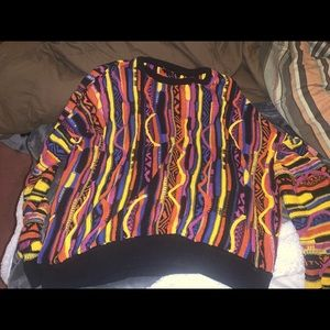 90's theme crewneck sweater from Forever 21